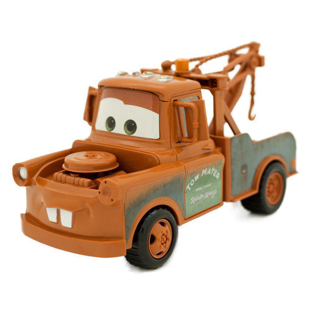 Carrinho Matte Roda Livre Disney Pixar Carros - Toyng