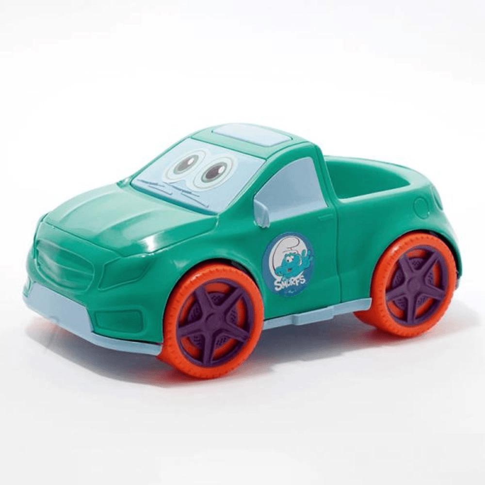 Carrinho Smurfs - Samba Toys | Verde