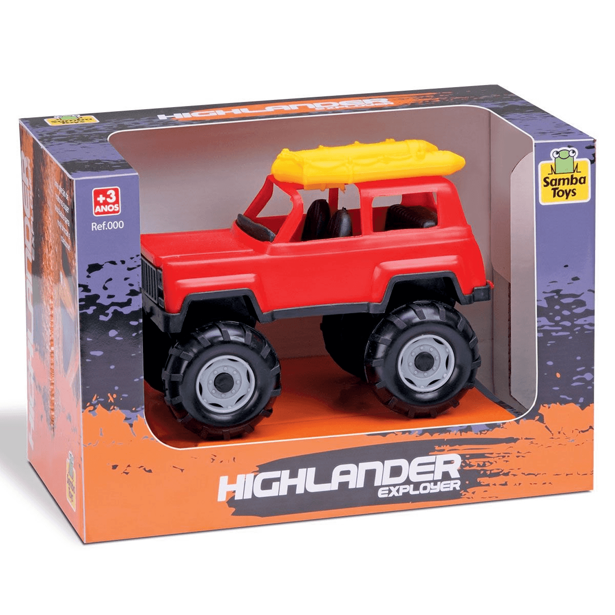 Carro Highlander Explorer