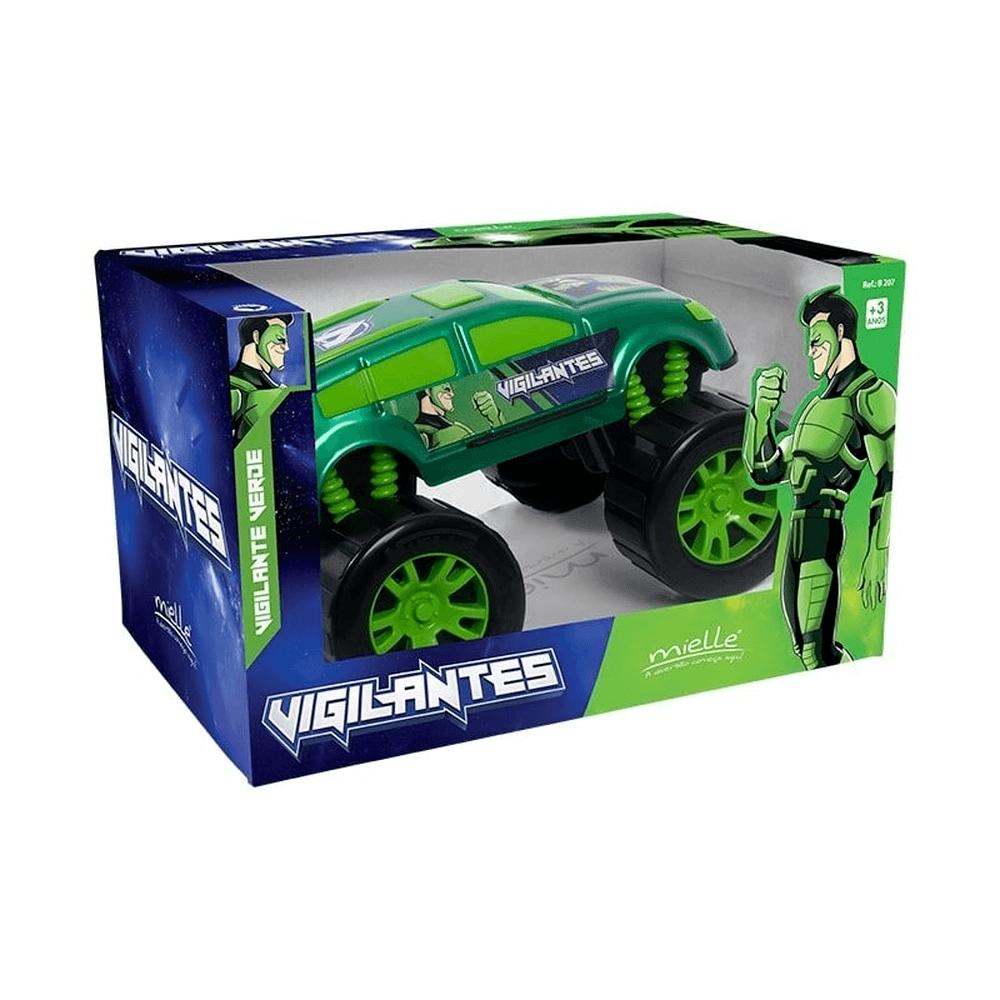 Carro Vigilante Verde