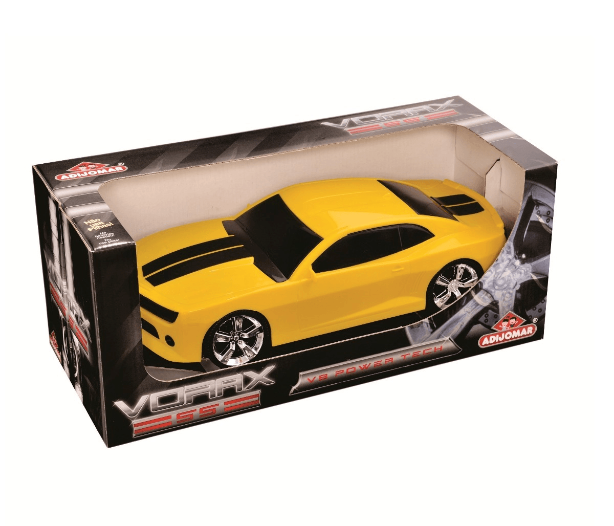 Carro Voraz X SS V8 Power Tech