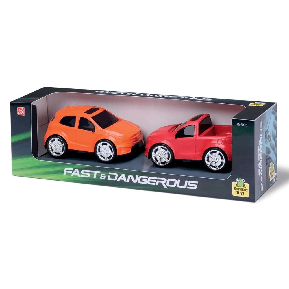 Carros Fast & Dangerous