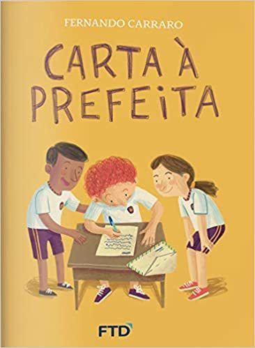 Carta a Prefeita - Fernando Carraro