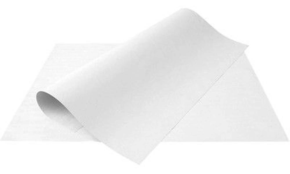 Papel Cartolina Escolar Branca 150g 50x66 cm Unitário