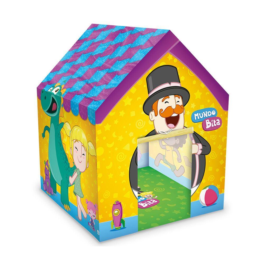 Casinha do Bita - Mundo Bita - Líder Brinquedos