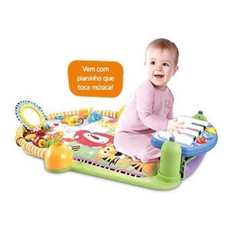 Centro De Atividades Musical Pianinho - Zoop Toys