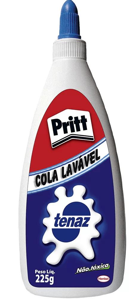 Cola branca 225g lavável Tenaz Henkel PT 1 UN