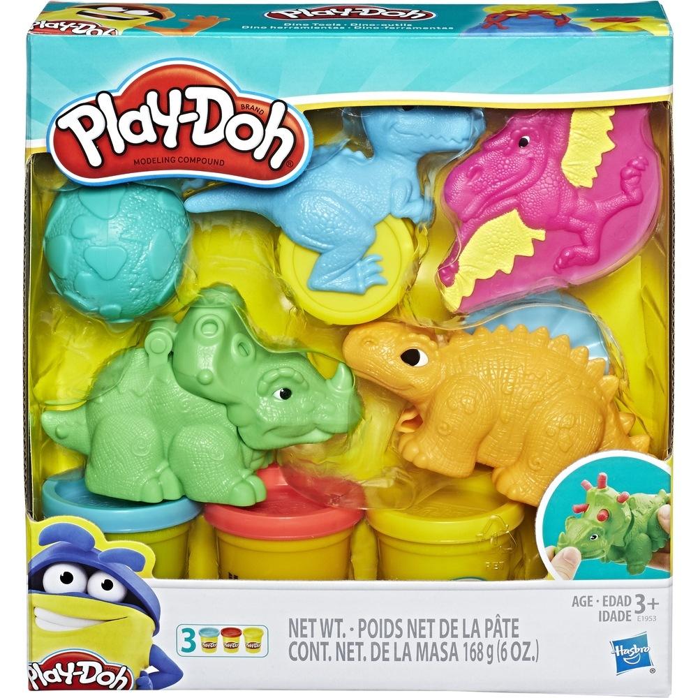 Conjunto Massinha Play-Doh Dino - Hasbro