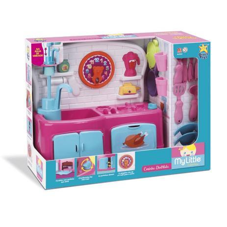 Cozinha Divertida My Little Colection - Divertoys