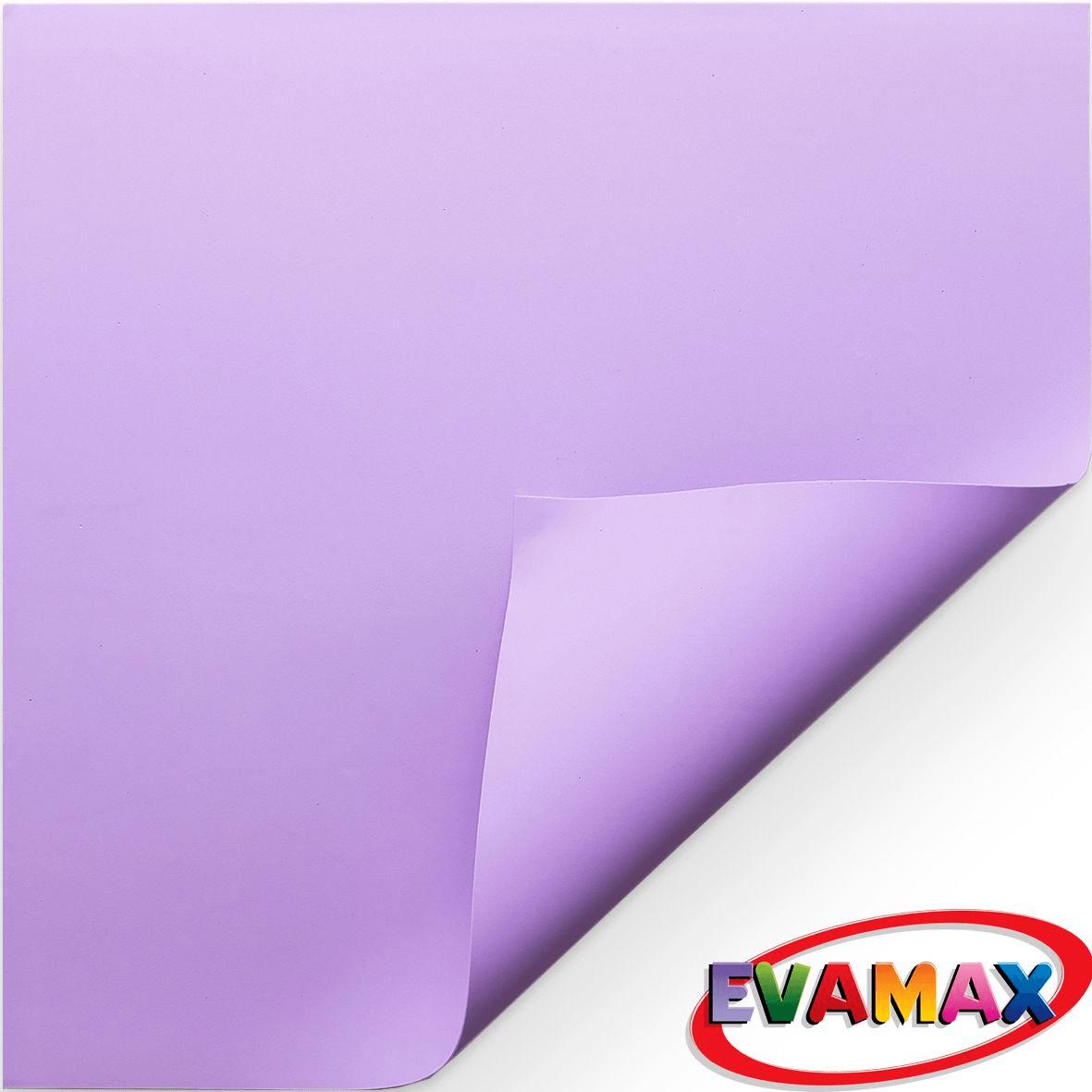 EVA placa Liso 48 X 40 cm - Roxo