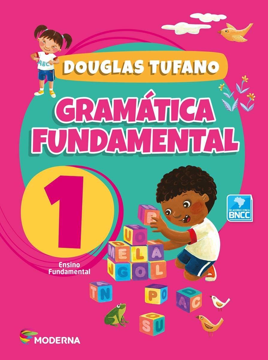 Gramatica Fundamental - 1 Ano - 4 Edicao