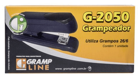 Grampeador GranpLine Soft