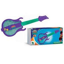 Guitarra Infantil Mini Beat Power Rockers - Fun