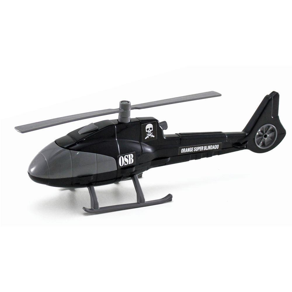 Helicóptero infantil osb super blindado - orange toys 522