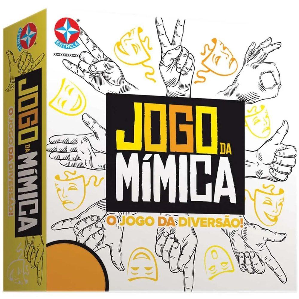 Jogo da Mímica - Estrela