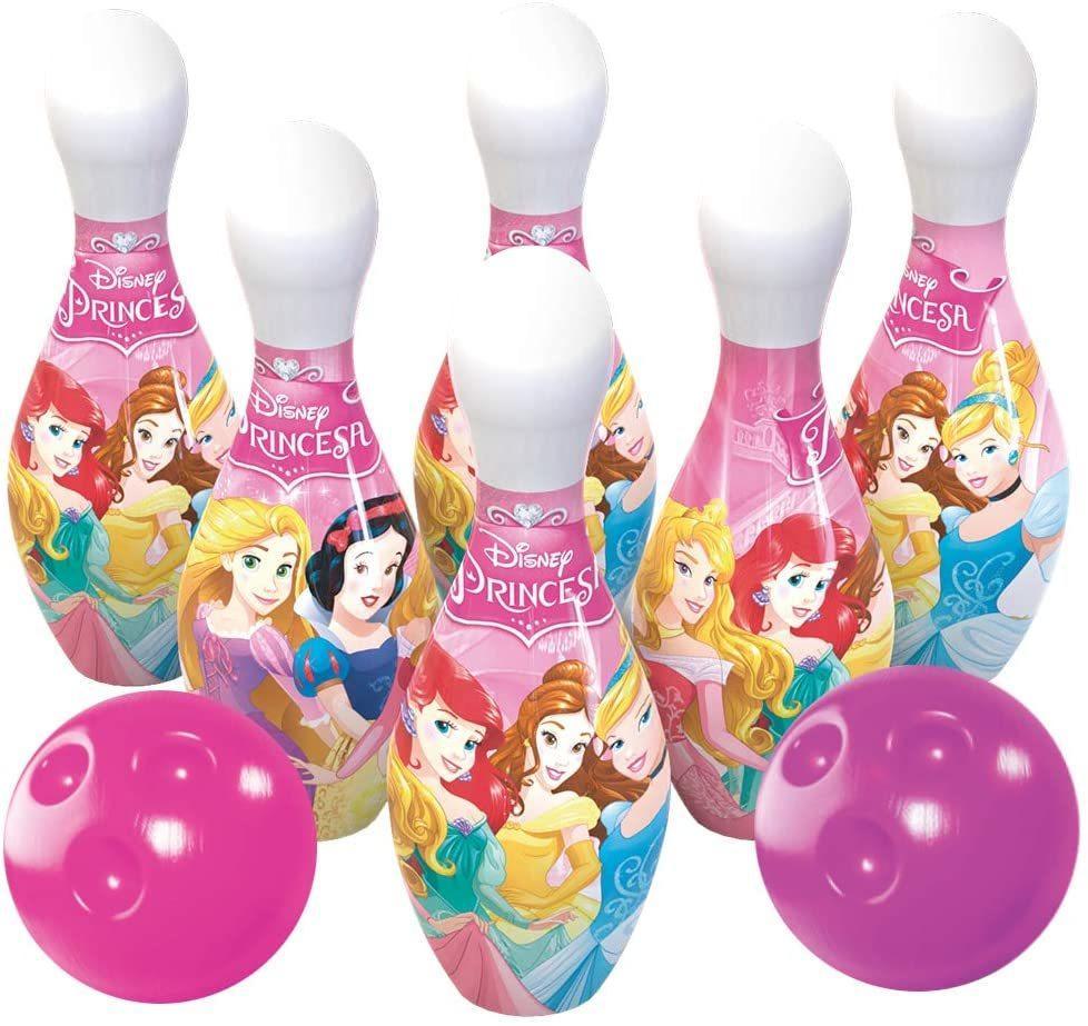 Jogo De Boliche Princesas - Lider Brinquedos