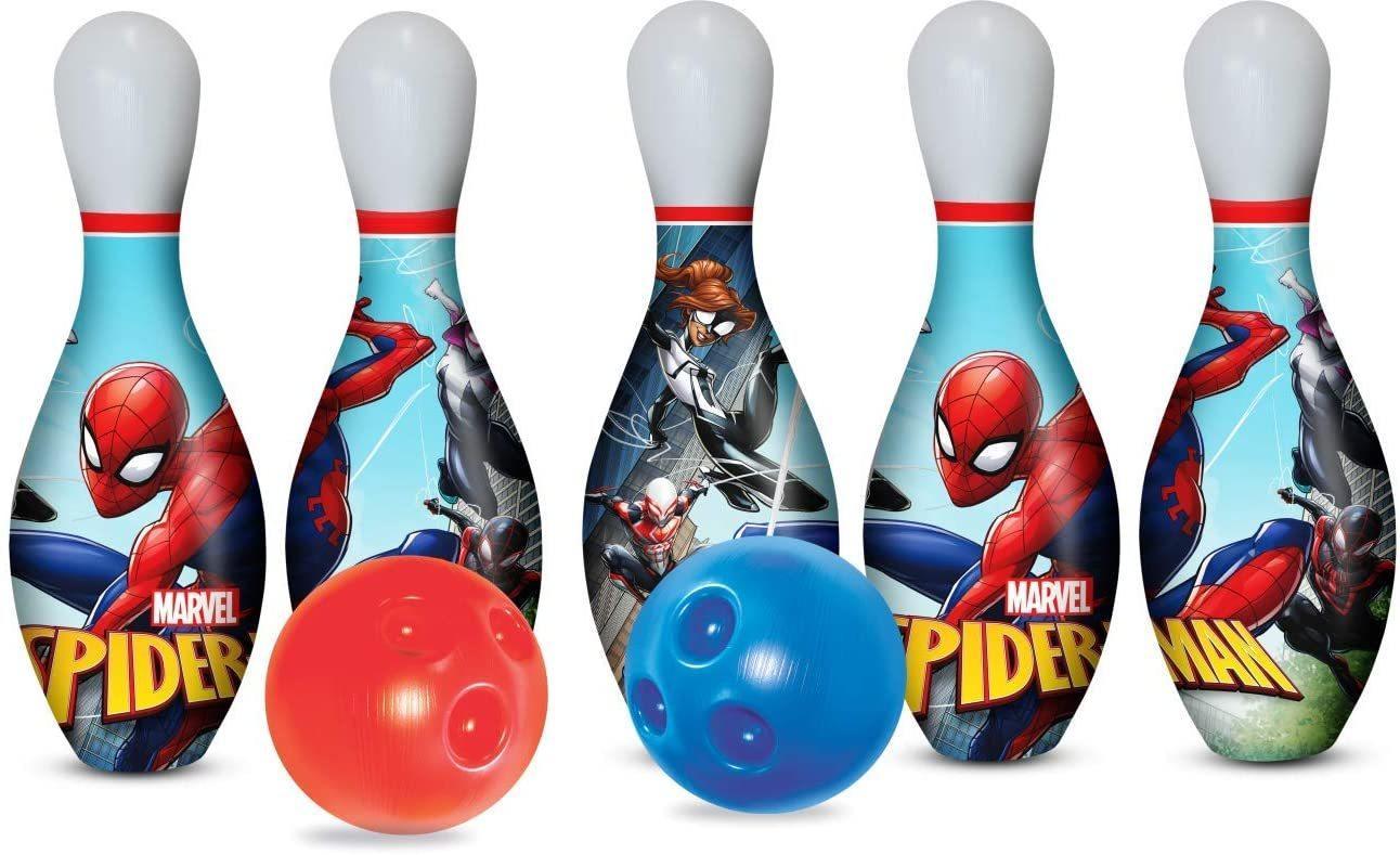 Jogo de Boliche Spider Man - Lider Brinquedos