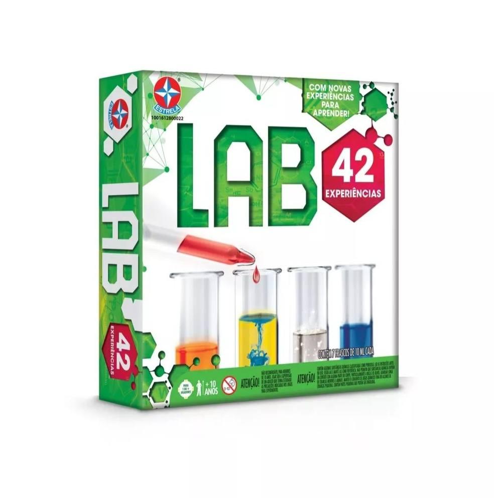 Jogo LAB 42 - Estrela