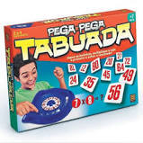 Jogo Pega Tabuada - Grow