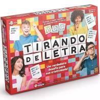 Jogo Tirando de Letra - GROW