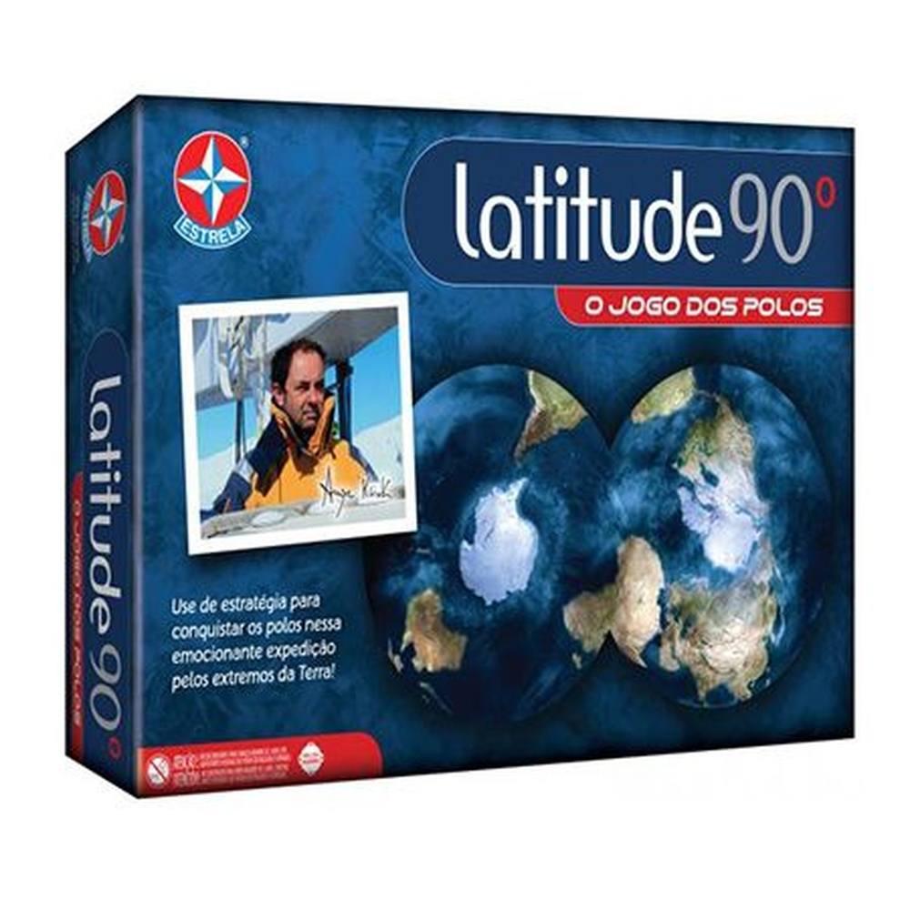Latitude 90 Graus Jogo Dos Polos - Estrela
