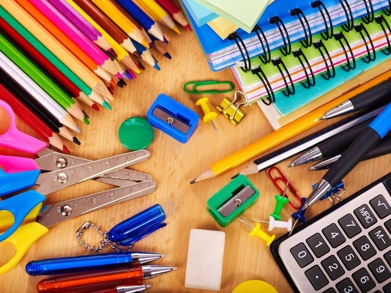 Lista Escolar - Teste