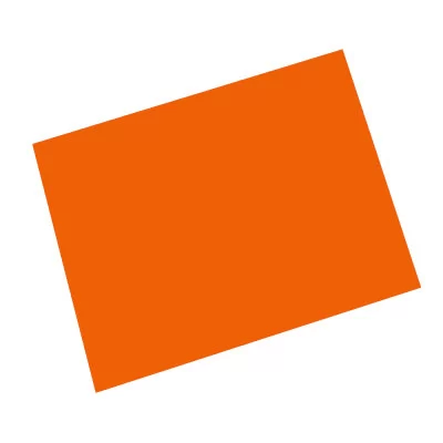 Papel cartão 48x66 Laranja Novaprint