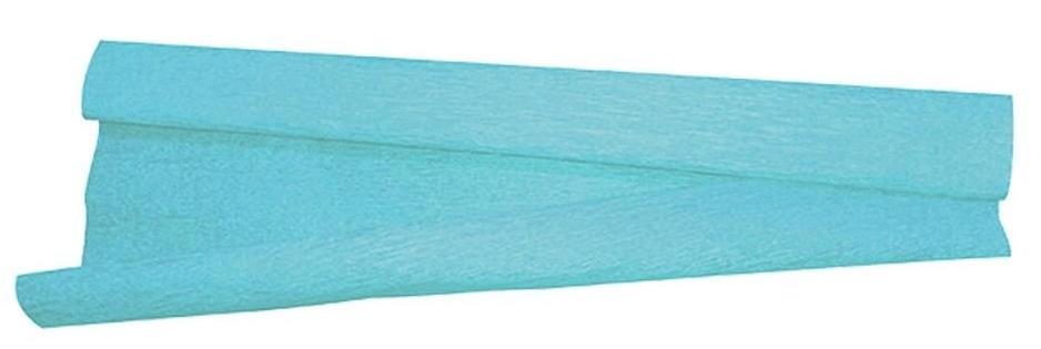 Papel crepon azul claro novaprint PT 1 UN