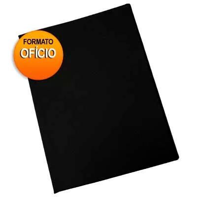 Pasta catálogo c/ 10 envelopes ofício 0,06 pebd soft 101 Plastpark PT 1 UN