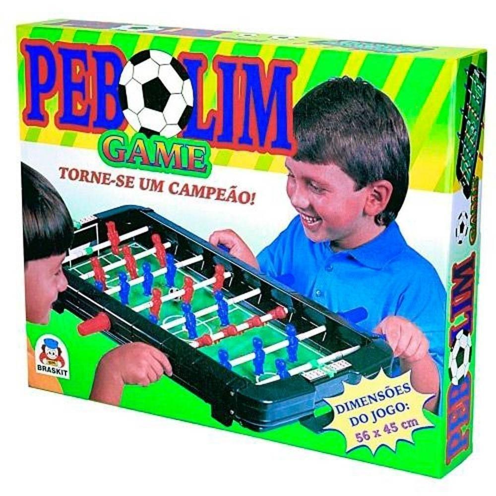 Pebolim Game - Braskit