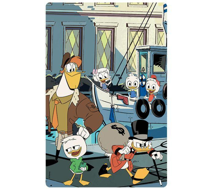 Quebra Cabeça DuckTales 100 Peças - Toyster