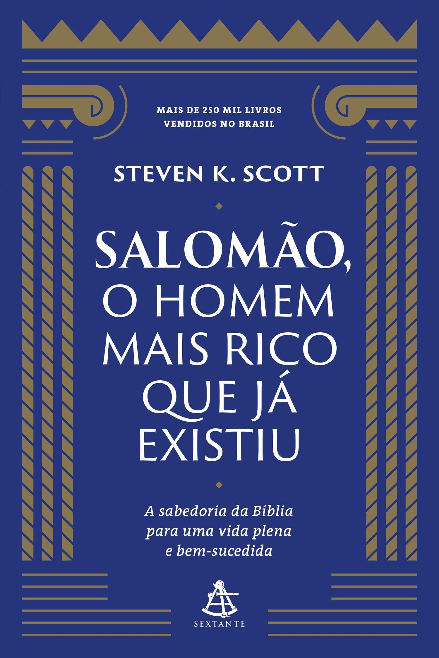 SALOMÃO - O HOMEM MAIS RICO QUE EXISTIU
