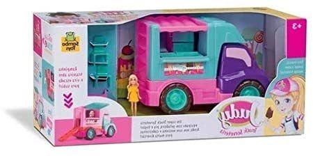 Sorveteria FoodTruck da Judy  - Samba Toys