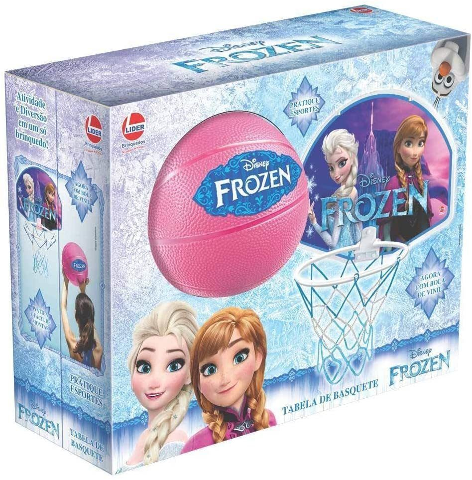 Tabela Basquete Frozen - Lider