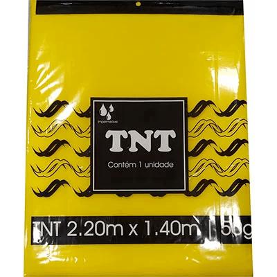 TNT amarelo 2,20x1,4m Ouro Branco PT 1 UN