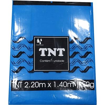 TNT azul 2,20x1,4m Ouro Branco PT 1 UN