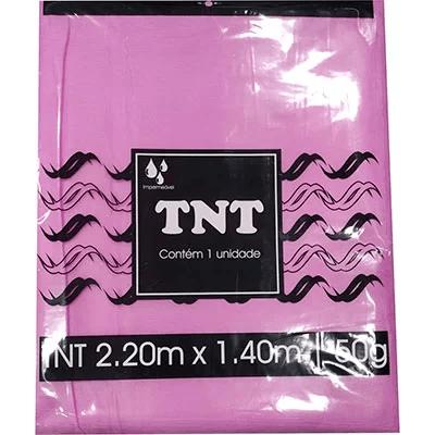TNT pink 2,20x1,4m Ouro Branco PT 1 UN