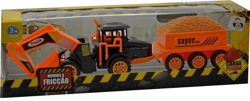 Trator Super Truck Carga