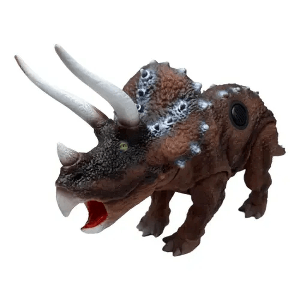 Triceratops Brinquedo Infantil C/som E Articulação