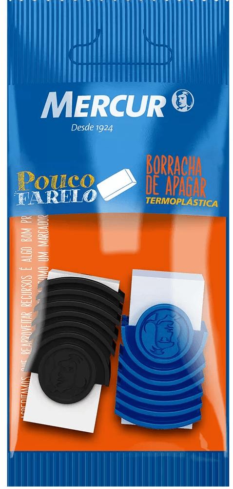 Borracha plástica B01010301004 Mercur BT 2 UN