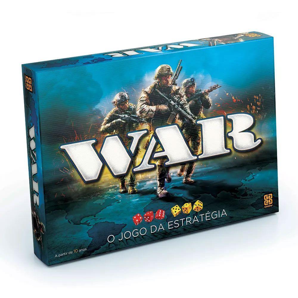 WAR - O jogo da Estratégia - Grow