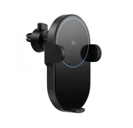 Carregador para Carro Xiaomi WCJ02ZM Wireless Charger 2-3-8A / 20W - Preto