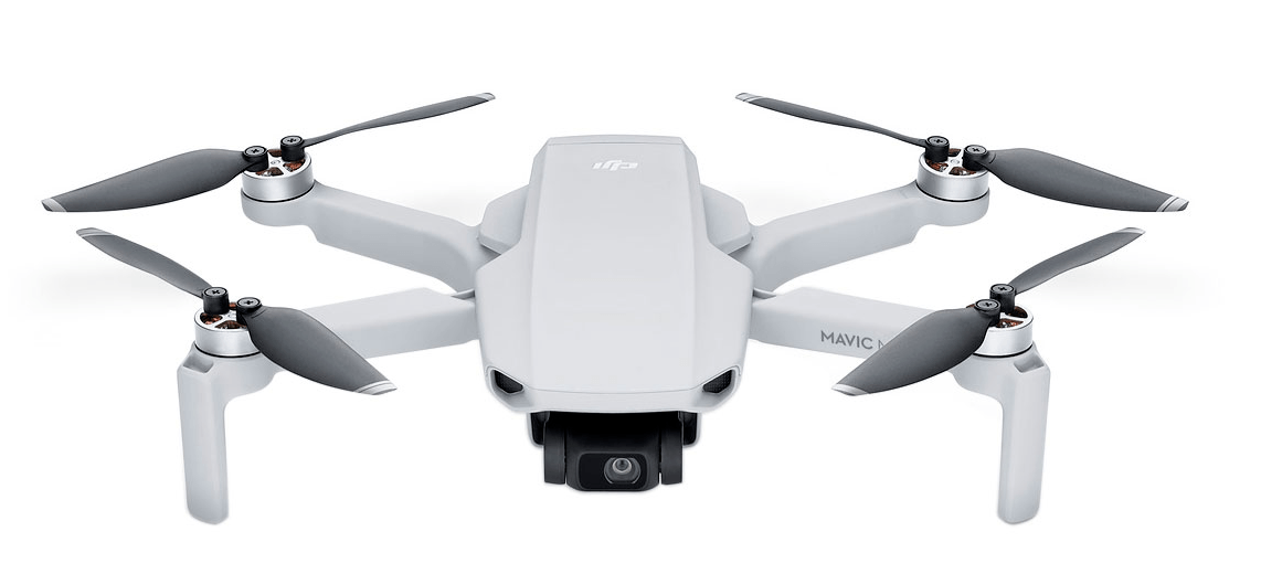 Drone DJI Mini Mavic Air Fly More Combo - HD 2.7K - Branco