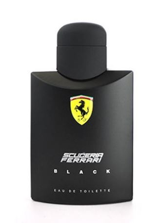 Ferrari Scuderia Black 125ml