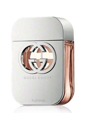 Gucci Guilty Platinum Edition Eau de Toilette 50ml