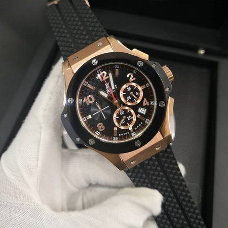 HUBLOT BIG BANG NORMAL - PRETO ROSE