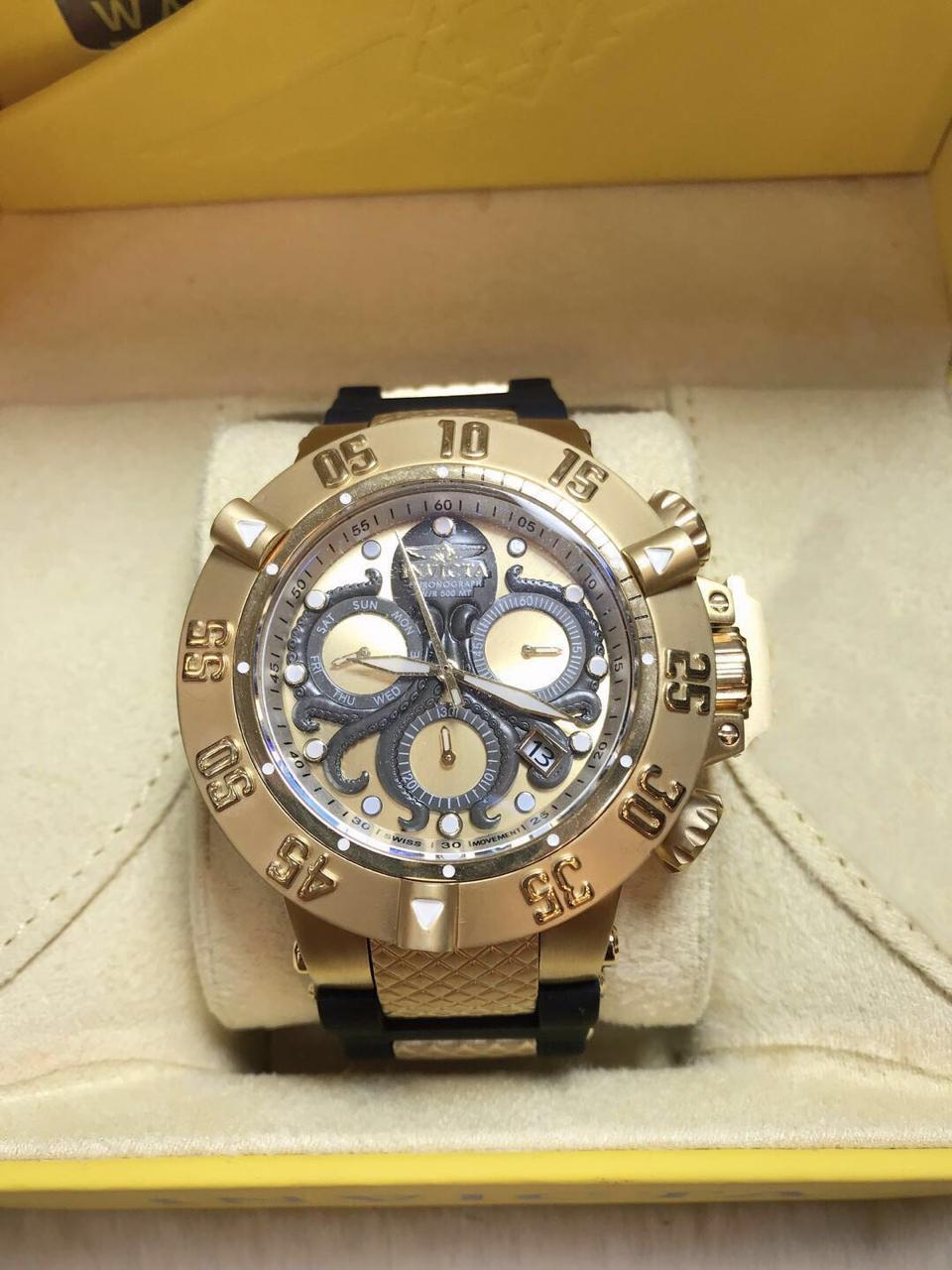 INVICTA SWISS Z60 STAINLESS