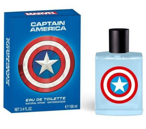 MARVEL Capitan America Eau de Toilette 100ml