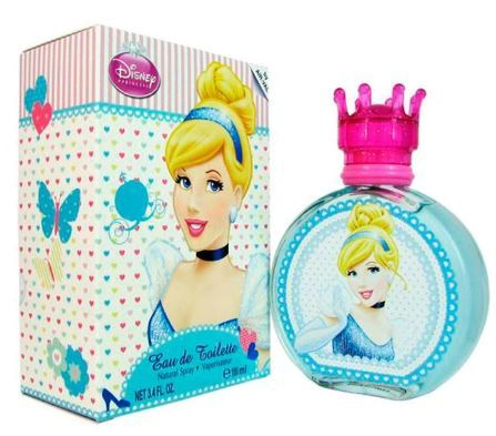 Princess Cinderella Eau de Toilette 100ml