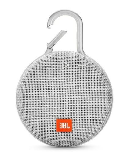 Speaker JBL Clip 3 - Bluetooth - Branco